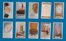 Tobacco Cigarette cards The reason Why 1924